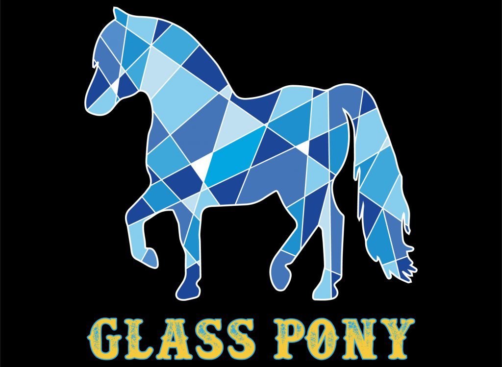 Glass Pony Logo